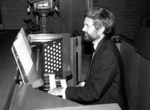 John Laing - Organist